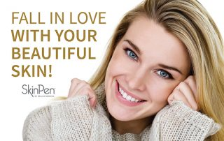 Fall in love with your beautiful skin!