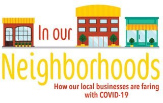 In Our Neighborhoods logo