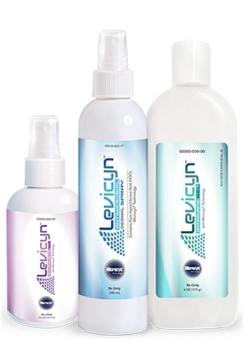 Levicyn™ Antimicrobial Dermal Spray