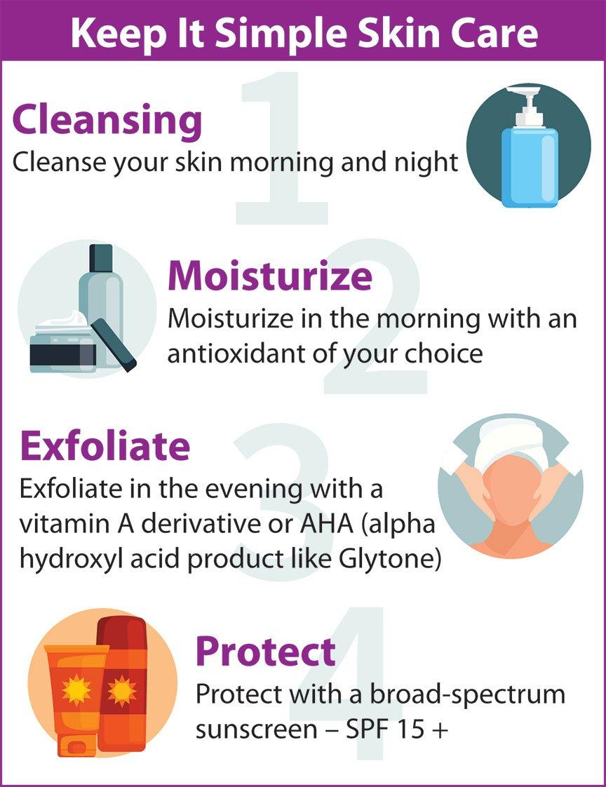 Keep it simple skin care tips