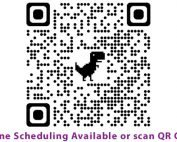Scan this QR code to schedule your next appointment
